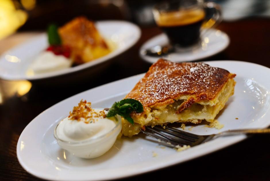 Apple Tart | Courtesy of Farmgate Café