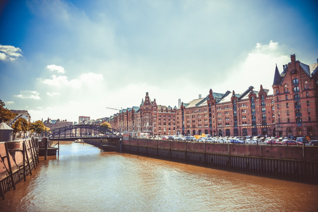 Speicherstadt Hamburg views