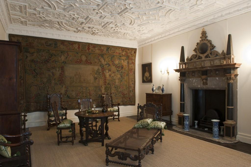 Aston Hall Interior