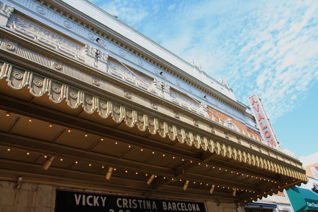 Avalon Theater looks good and shows fantastic films too /© Mr.TinDC/Flicker