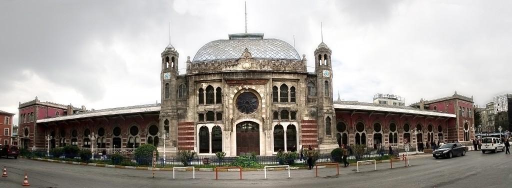 Istanbul Sirkeci | © Martin Dürrschnabel/Wikimedia Commons
