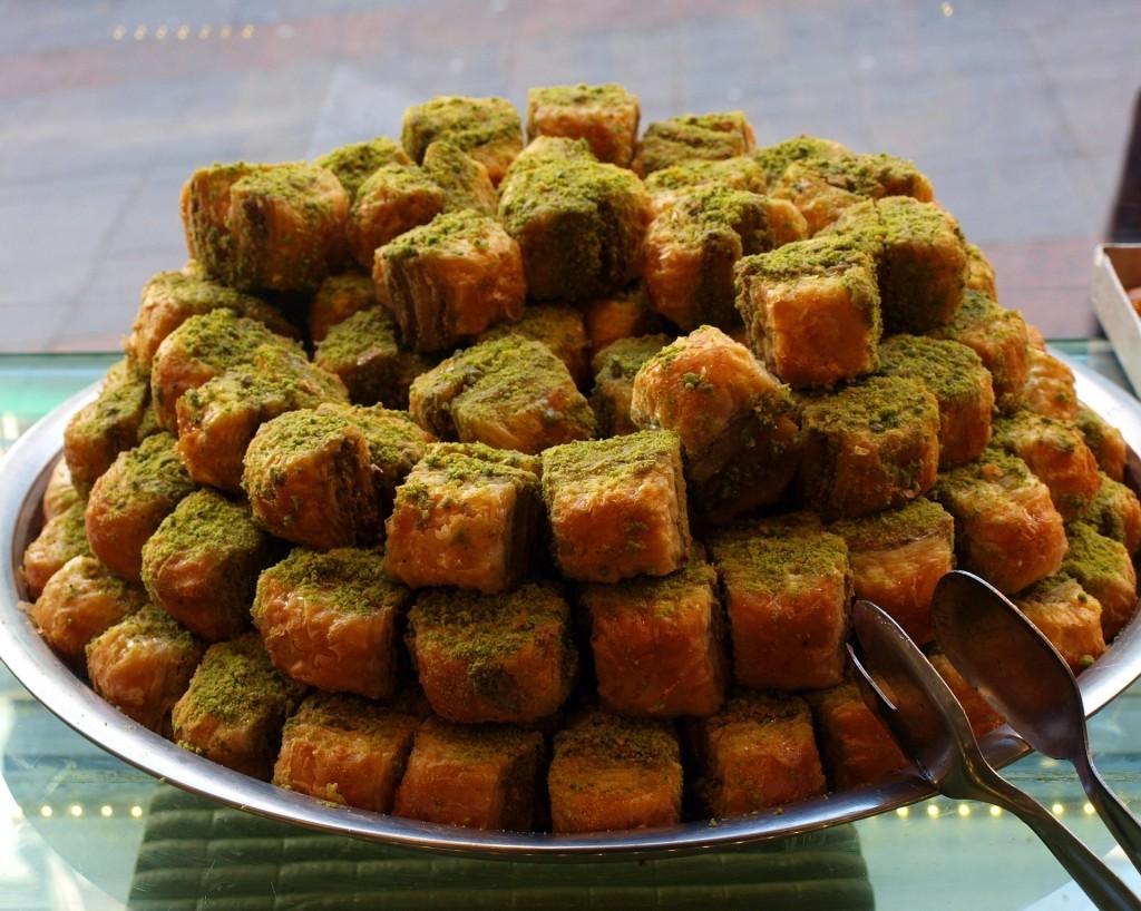 Sweet Turkish Baklava | © berladelphia