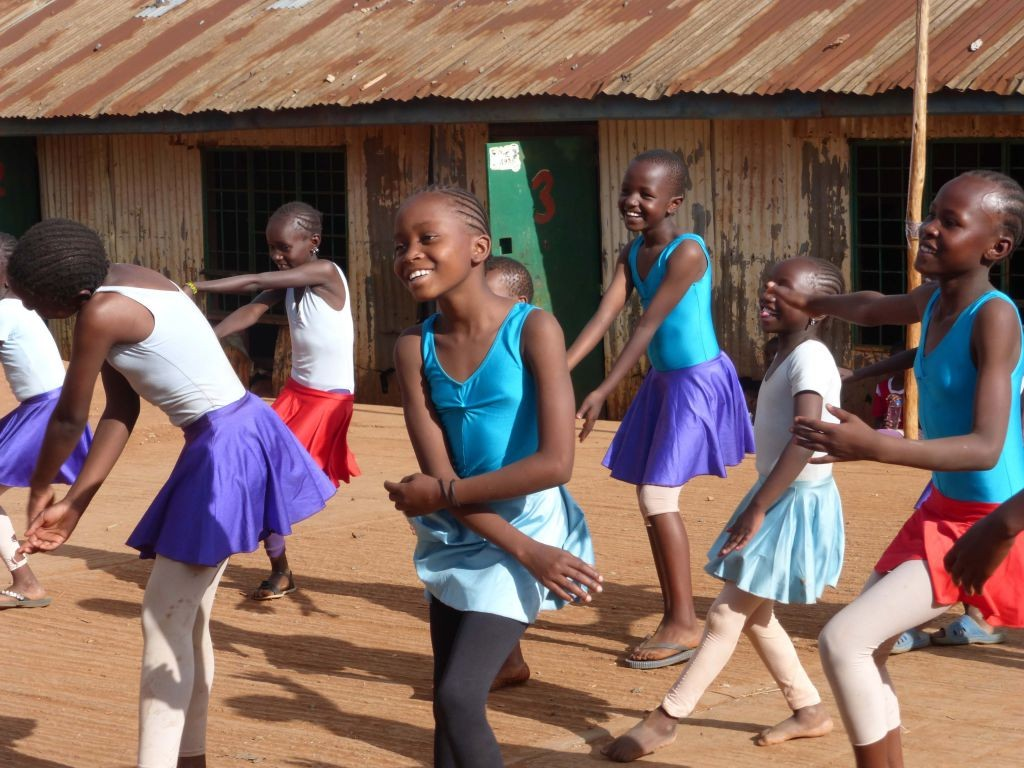 A community performance | Courtesy of Anno's Africa