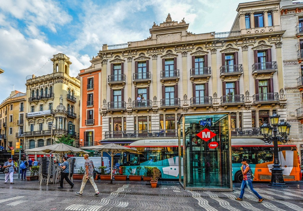Barcelona Image: The Most Beautiful Streets In Barcelona