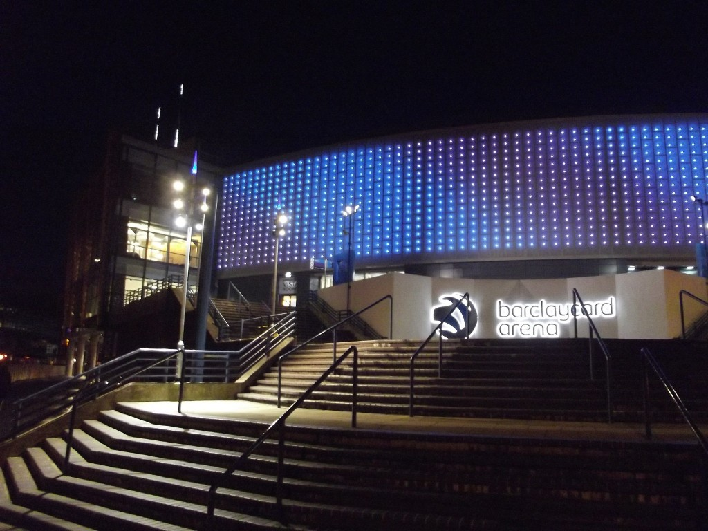 Barclaycard Arena, Birmingham
