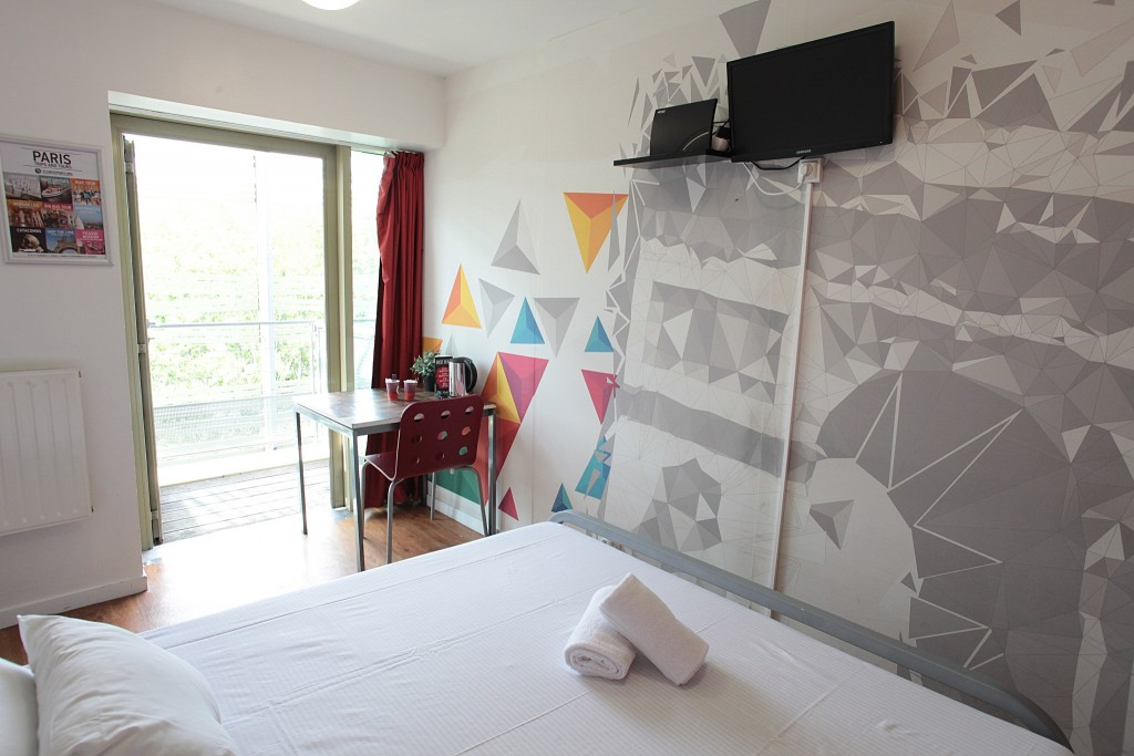 Bedroom at St Christopher's Inns - The Canal Hostel │ Courtesy of St Christopher's Inns