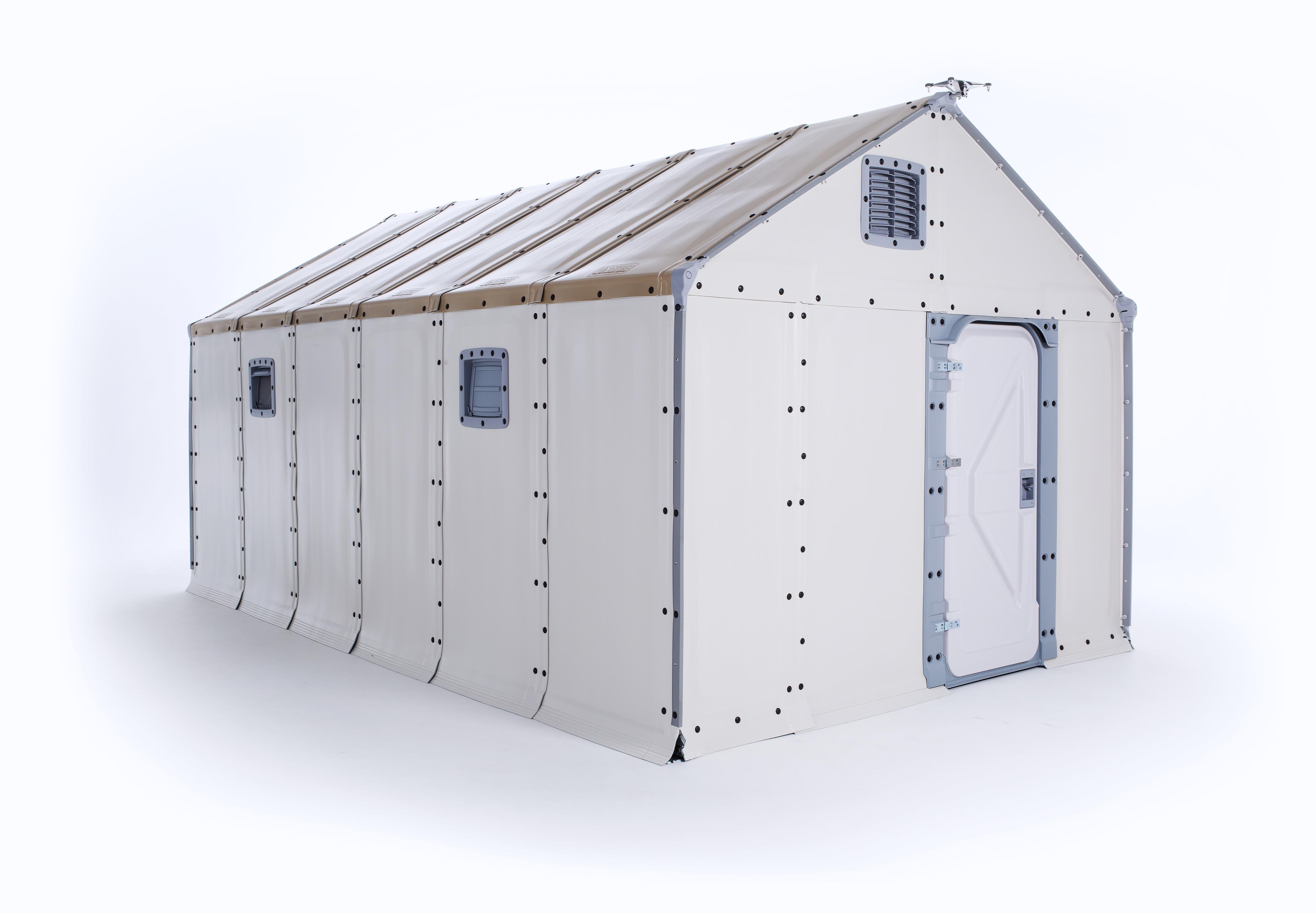 The Better Shelter unit | © Jonas Nyström