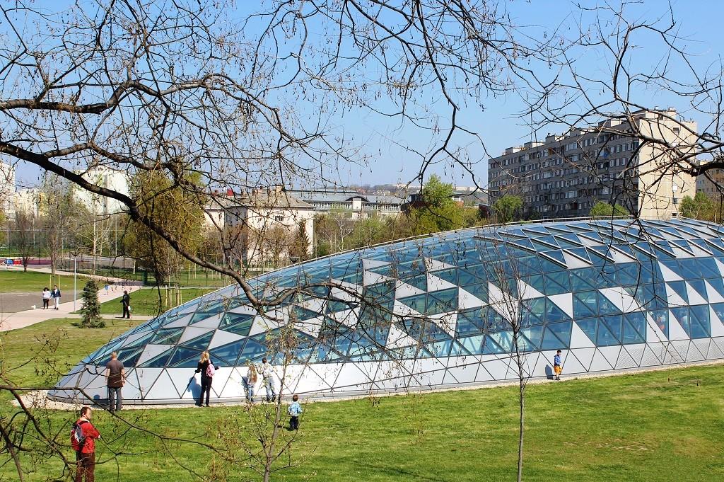 Bikas Park Budapest
