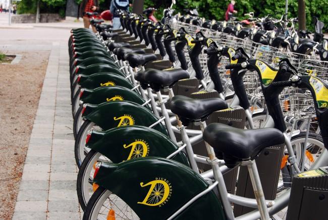 Bike Stockholm   ©Harvey Barrison/Flickr