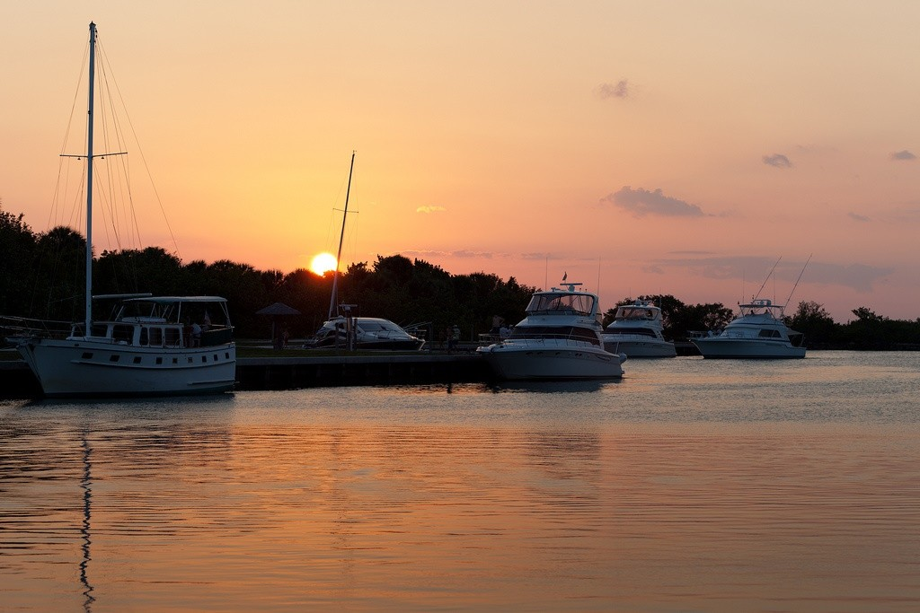Sunset at Bill Baggs Cape   Jimmy Baikovicius/Flickr