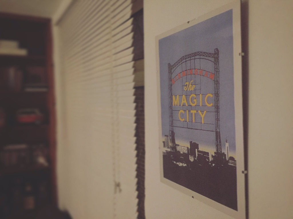 Birmingham: The Magic City