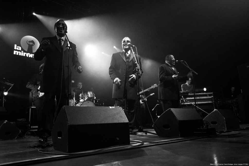 Black Music Festival Girona | ©David Bohigas / Costa Brava Girona Tourism Board Image Archive
