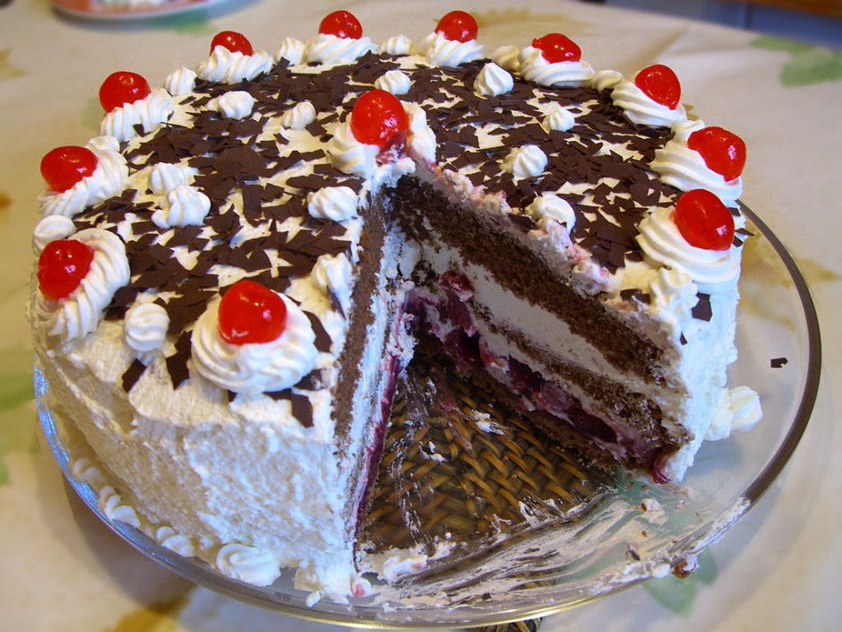Cakes  © Mikelo/WikiCommons