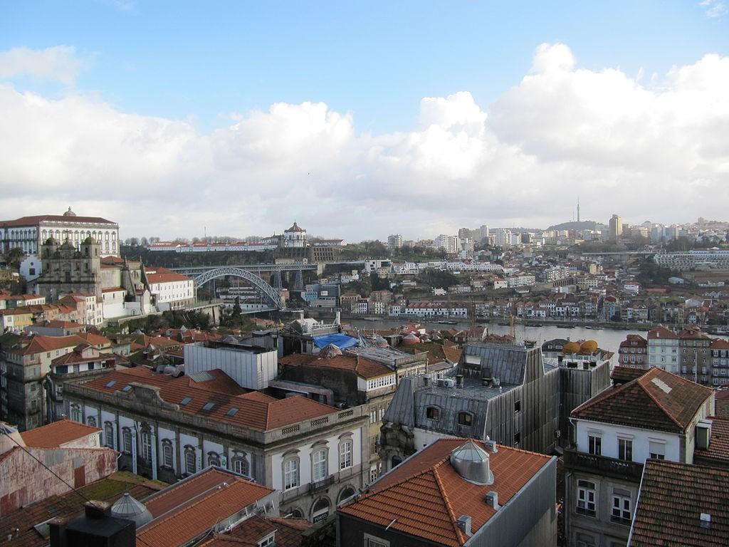 Miradouro da Vitória © jad99 / Wikimedia Commons