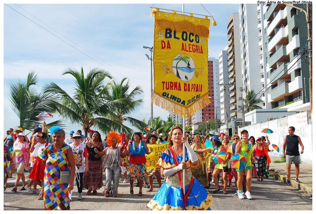 Bloco Party / © Jan Ribeiro / Flickr