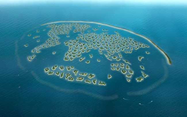 World Islands in Dubai   Online Design http://bit.ly/2kKhboe