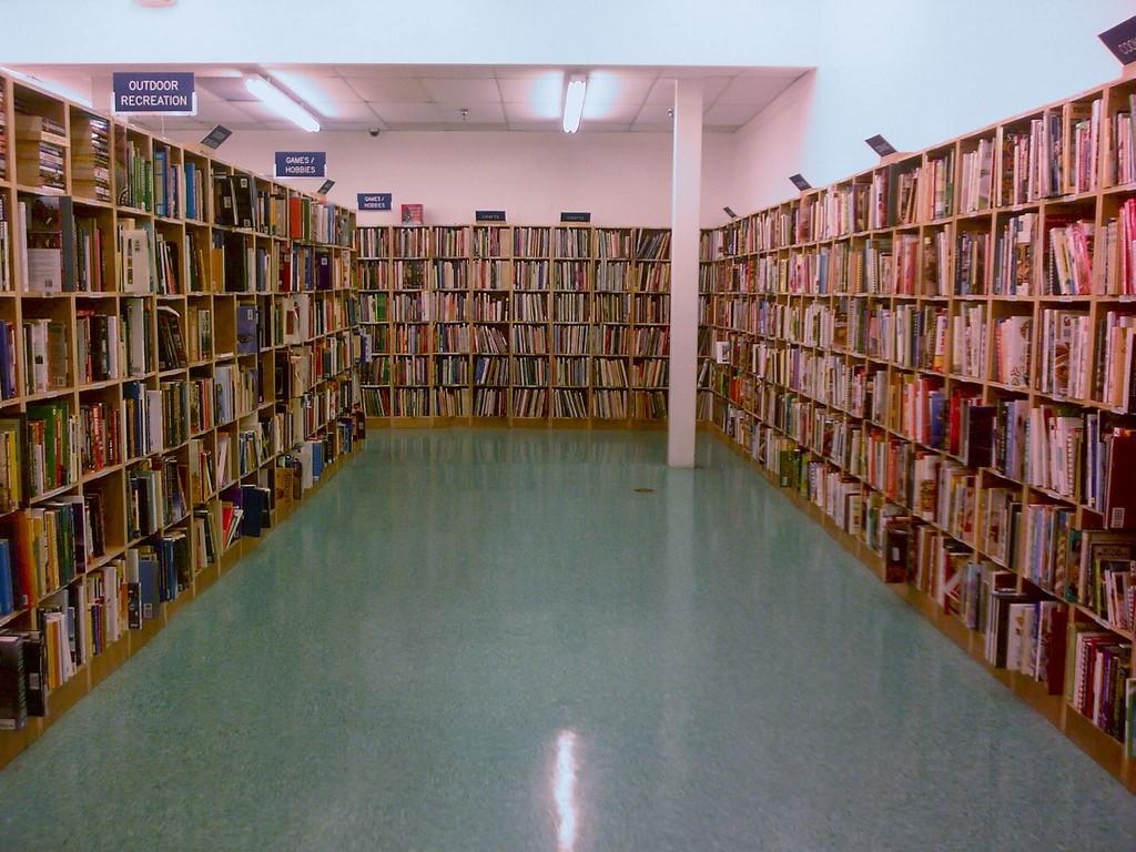 McKay's Books / (c) RecoilRick / Flickr