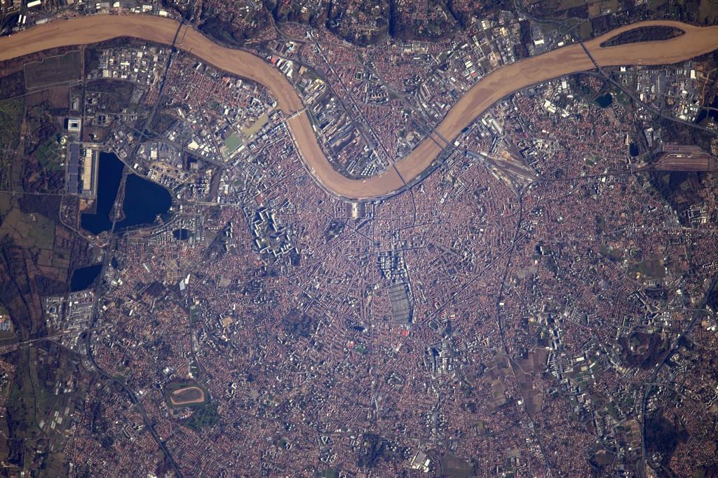 Bordeaux │© ESA/NASA