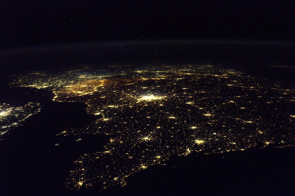 Bretagne │© ESA/NASA
