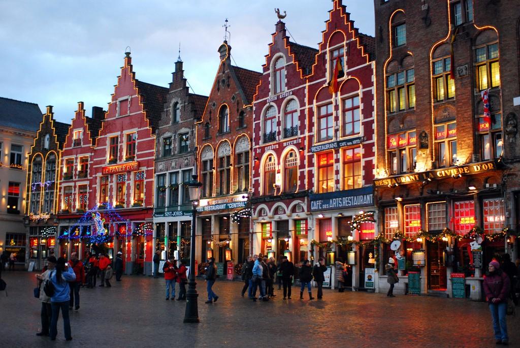 Bruges | © Ricardo Samaniego / Flickr