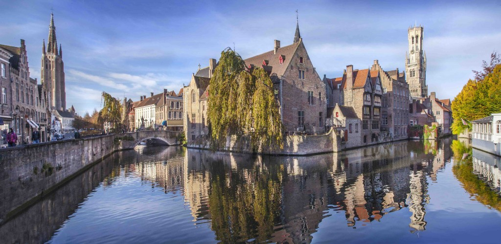 20 must visit attractions in bruges
