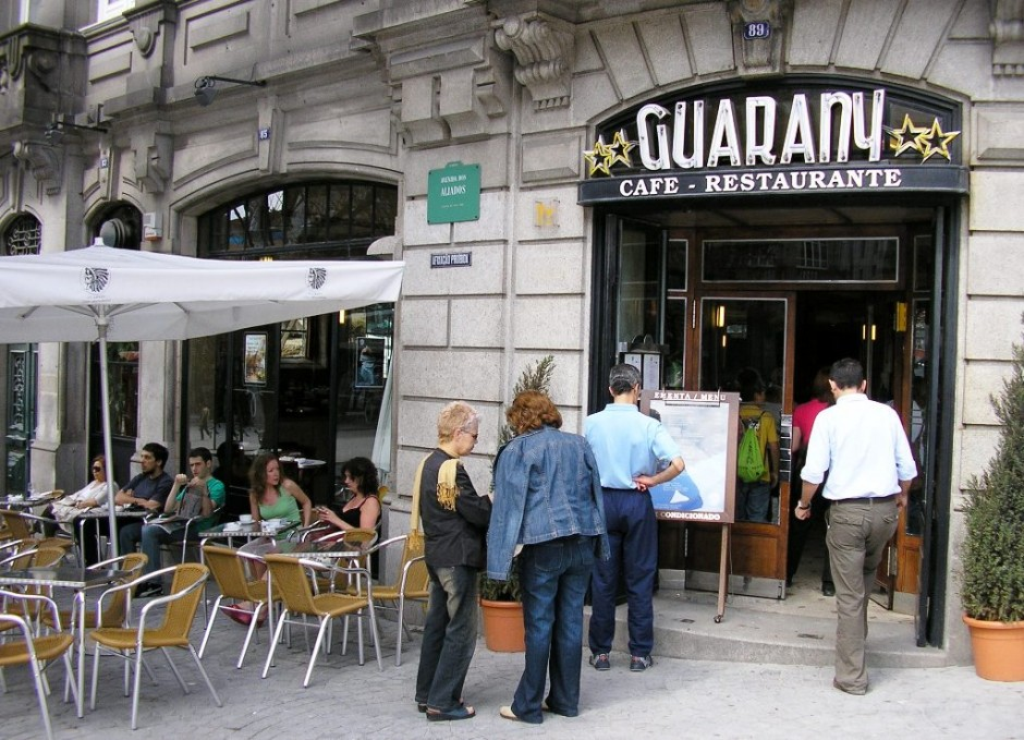 Cafe Guarany | © Manuel de Sousa/Wikimedia Commons
