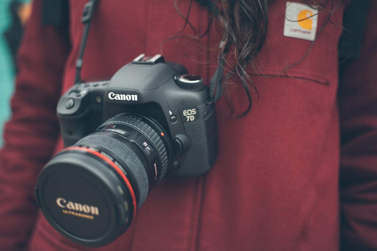 Flashy camera | © Pixabay