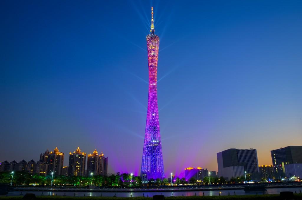 Canton Tower © yumoheart / pixabay