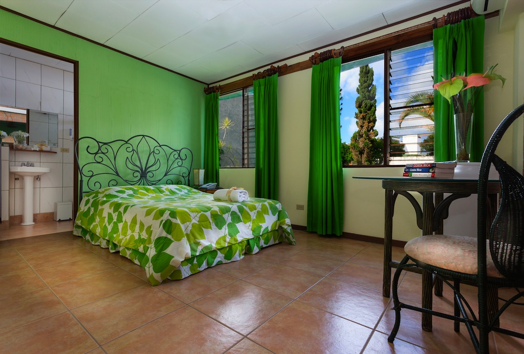 Inviting room at the Boutique Hotel Casa de las Orquideas/Courtesy of Hotel Casa de las Oquideas