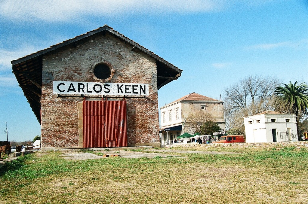 Carlos Keen Train Station | © Argentina on the Go/Flickr
