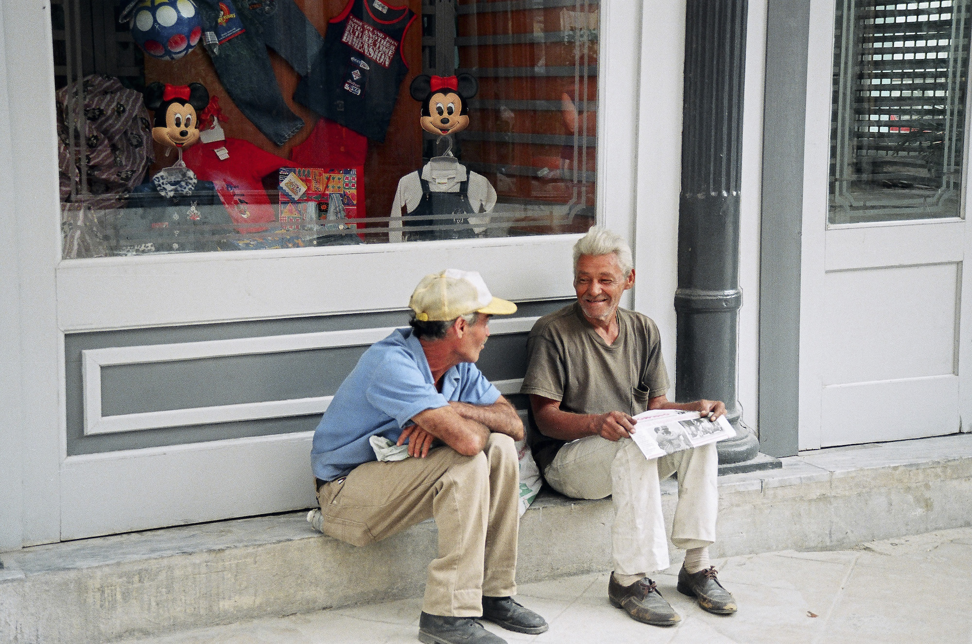 Local Cubans © Cyndie Burkhardt
