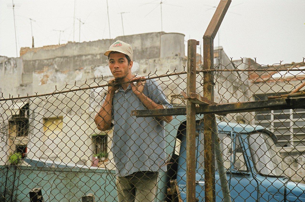 Solitude, Havana, Cuba © Cyndie Burkhardt