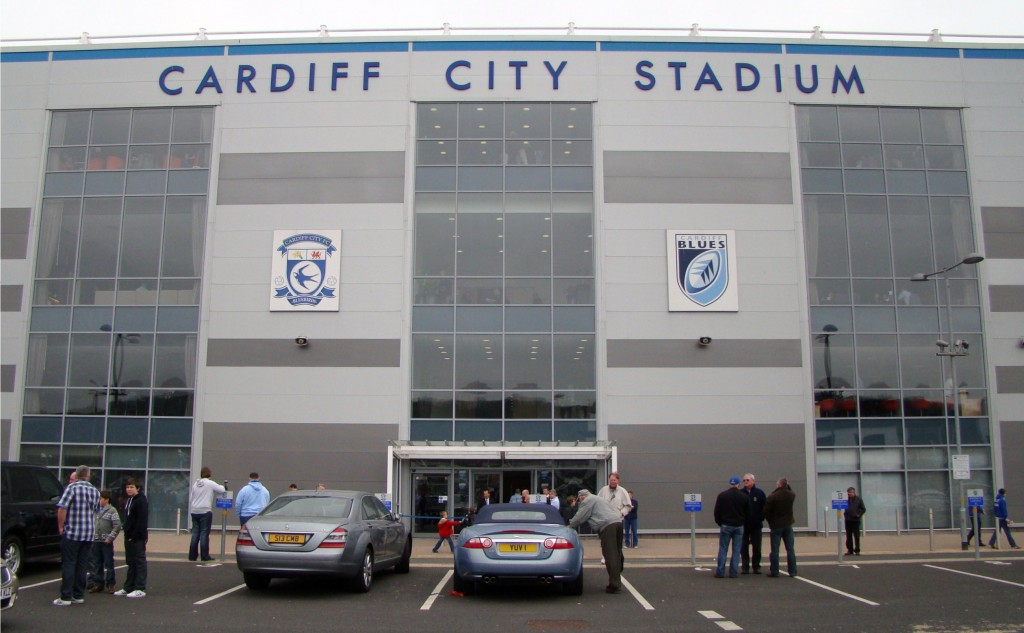 Cardiff City Stadium |©Jon Candy/Flickr