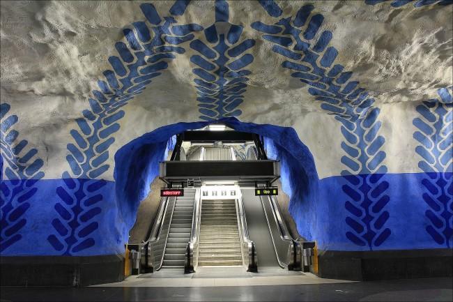 Stockholm Central Station | ©imagea.org/Flickr