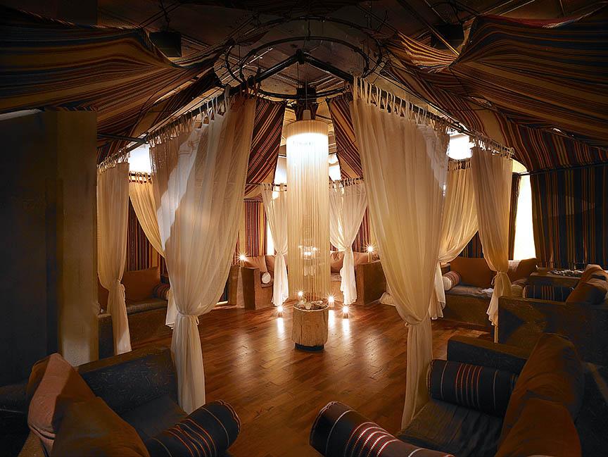 Allyu relaxation tent/ © Allyu