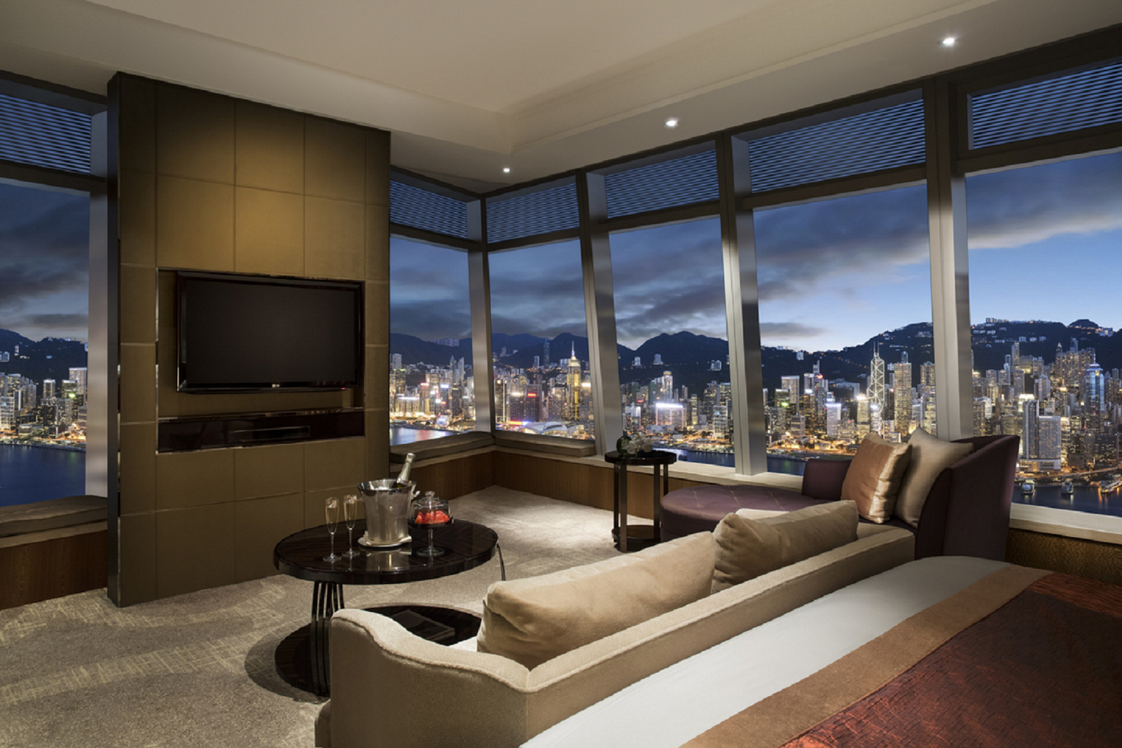 The Hotels In Hong Kong You Ll Never Want To Leave