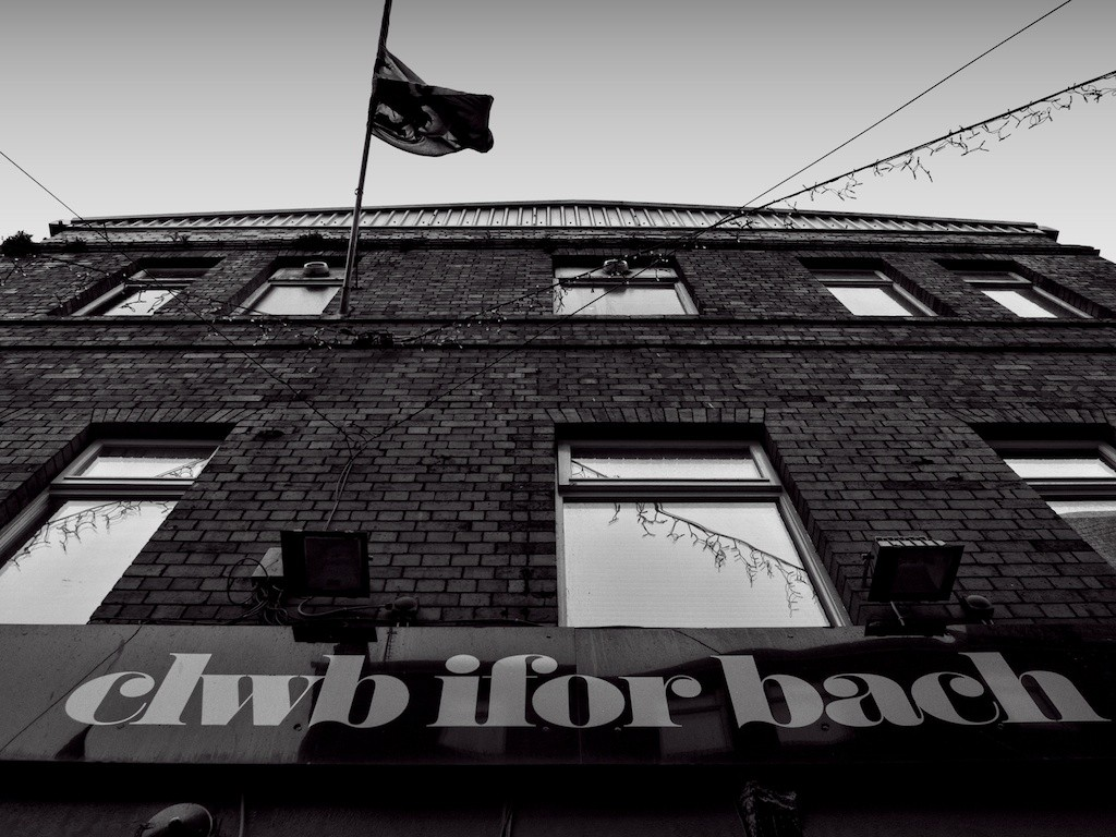 Clwb Ifor Bach on Womanly Street|©Peter Morgan/Flickr