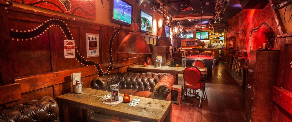 The Best Sports Bars In Amsterdam