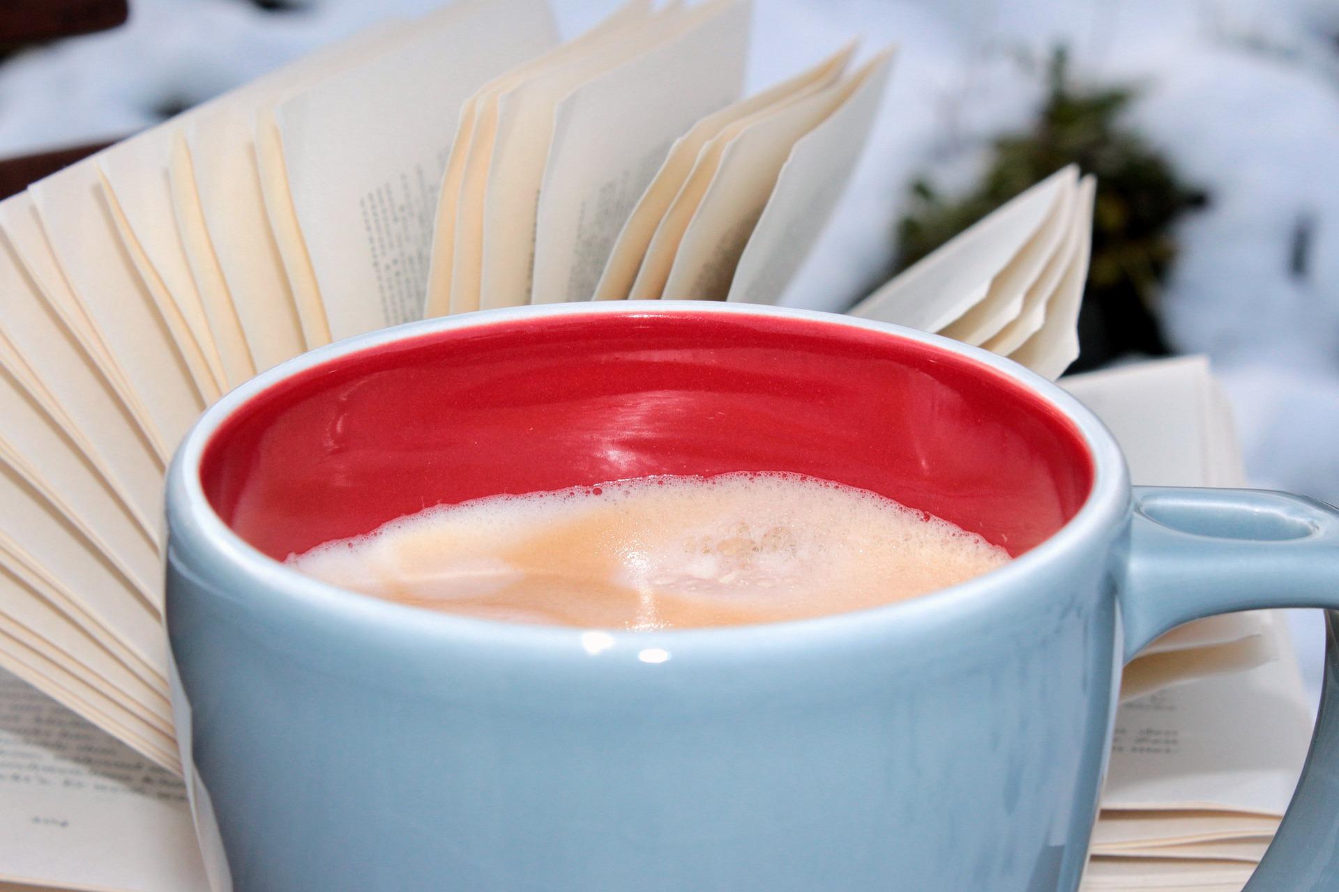 Books & Coffee | © Pixabay