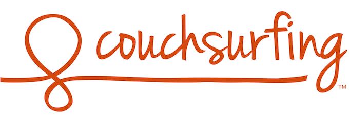 Couchsurfing logo © Inconnu / Wikipedia