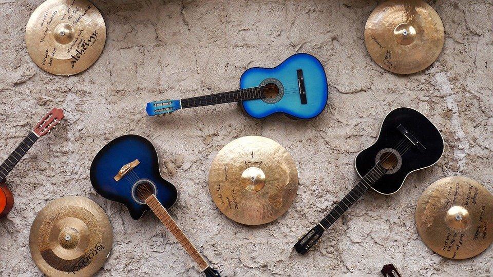 guitars / (c) Pixabay