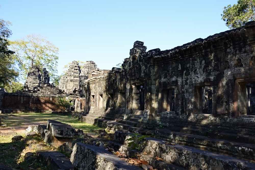 Banteay Kdei is off the beaten track. Copyright dreamloveyou / Shutterstock Inc.