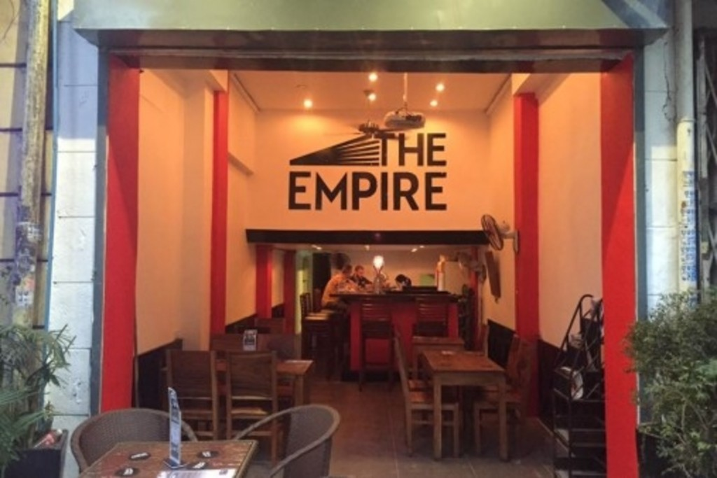 The Empire in Phnom Penh screens a range of films © The Empire