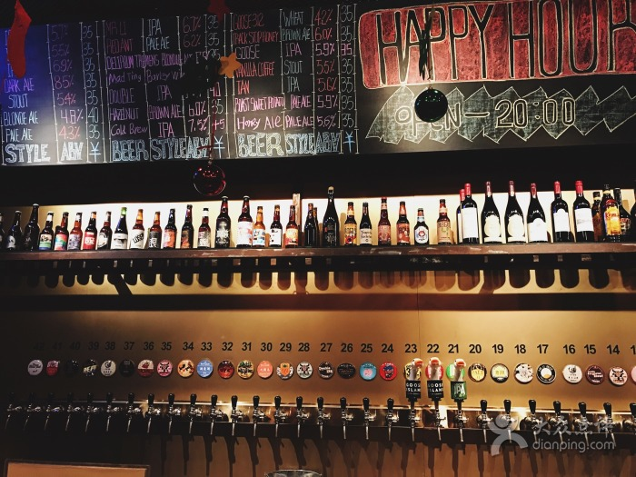 Daga Brewpub: one of the few places to specialize in craft beers from around China | ©Minoz_Bee/Dianping