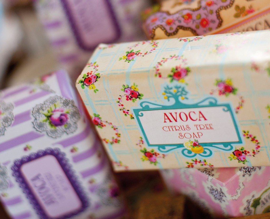 Avoca soap | Courtesy of Daisy Park/PR Shots
