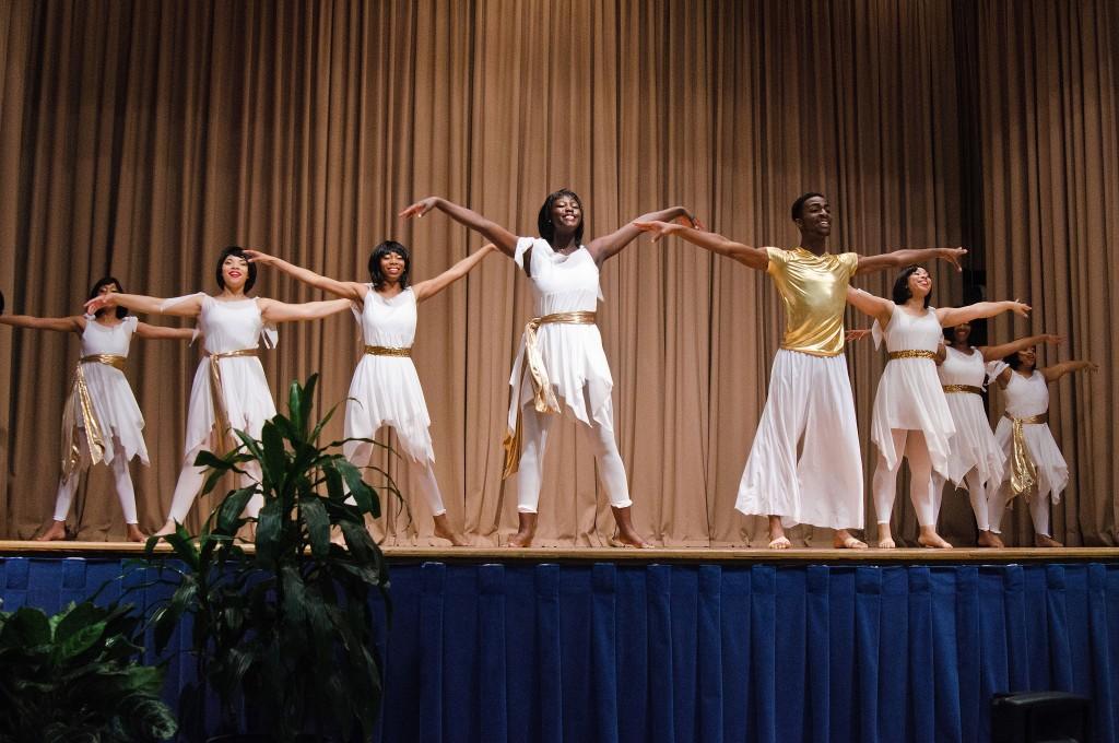The Virginia State University Sankofa Dance Theatre performanceU.S. Department of Agriculture | ©/Flickr