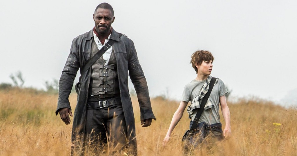 Idris Elba and Tom Taylor in The Dark Tower | ©Sony Pictures Entertainment