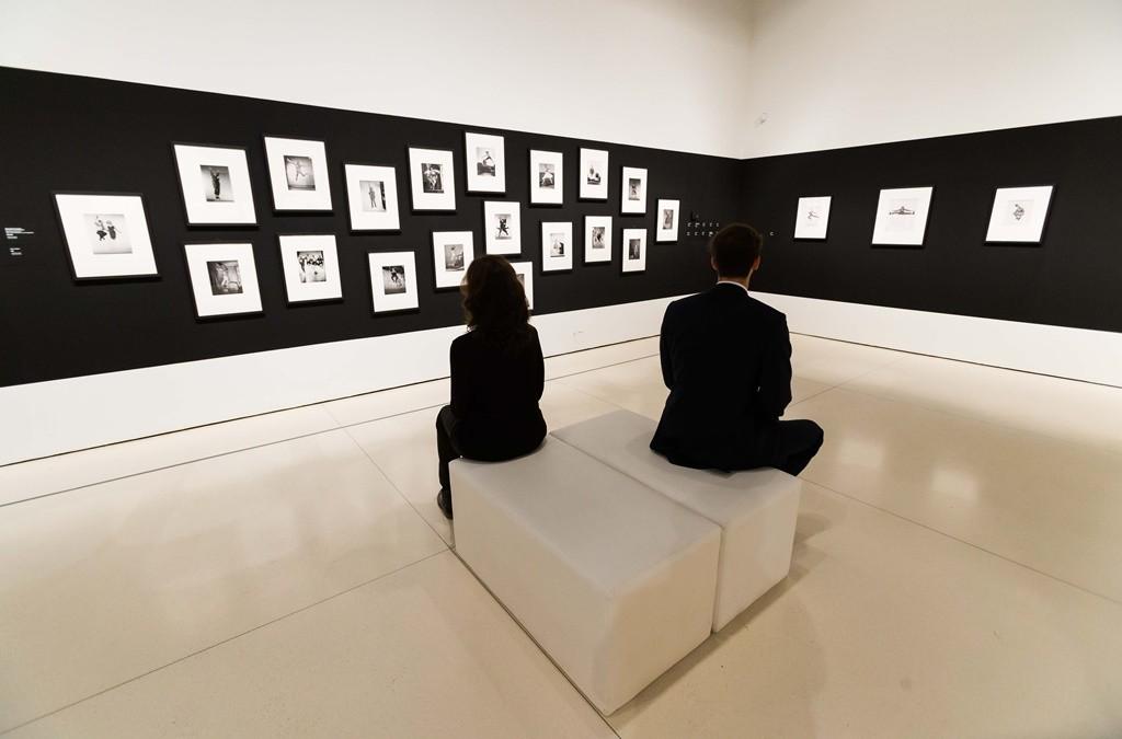 The Philippe Halsman Sorprendeme exhibition | © La Caixa Forum
