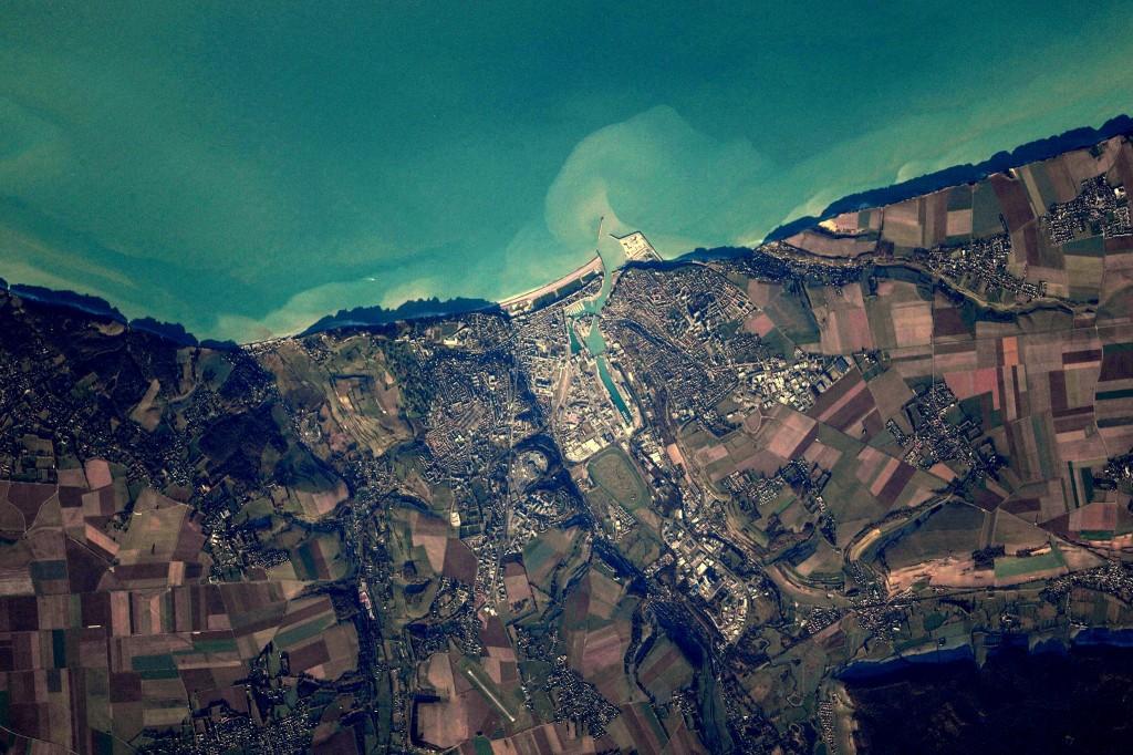 Dieppe │© ESA/NASA