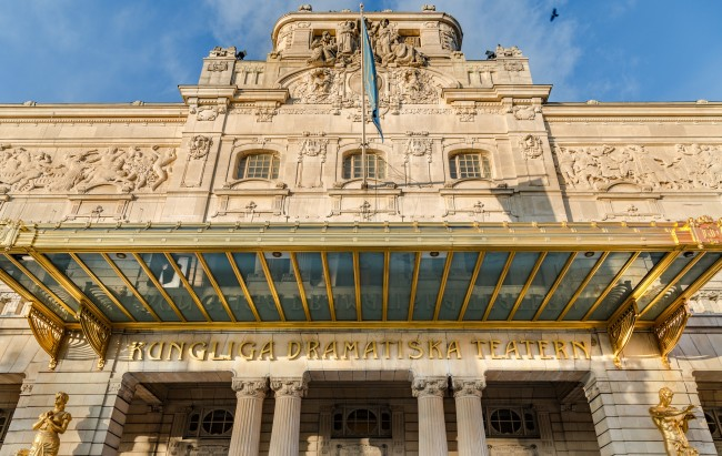 Stockholm's Royal Dramatic Theatre | ©Tony Webster/Flickr